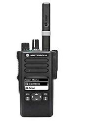 Talkie-Walkie-Motorola-DP4600-4601
